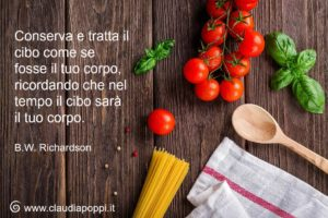 Claudia Poppi - Counselor Nutrizionale